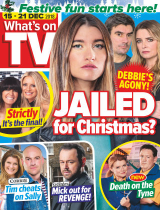 What's on TV Dec 15 2018