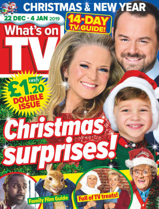 What's on TV Dec 22 2018