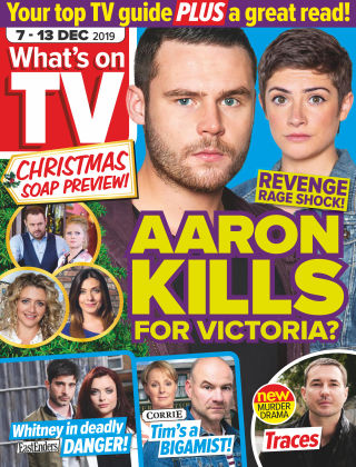 What's on TV Dec 7 2019
