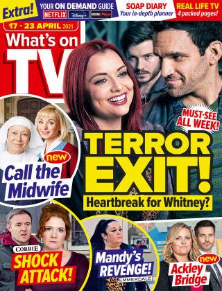 What's on TV 17-Apr-21