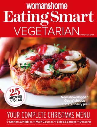 Woman & Home Feel Good Food Magazine Vegetarian
