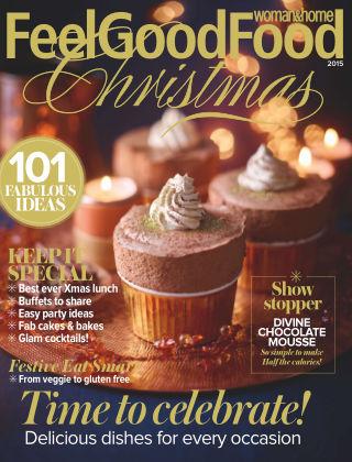 Woman & Home Feel Good Food Magazine Winter 2015