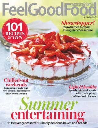 Woman & Home Feel Good Food Magazine Summer 2017