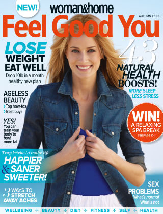 Woman & Home Feel Good You Magazine Autumn 2014
