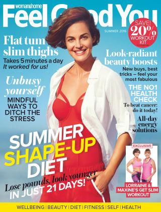 Woman & Home Feel Good You Magazine Summer 2016