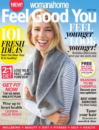 Woman & Home Feel Good You Magazine New Year 2016