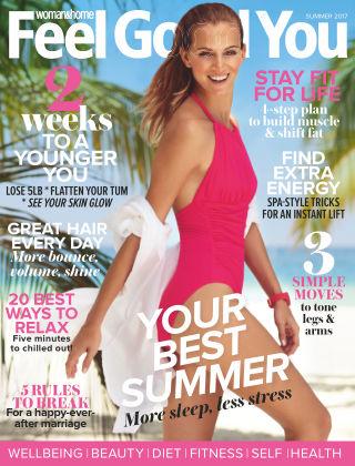 Woman & Home Feel Good You Magazine Summer 2017