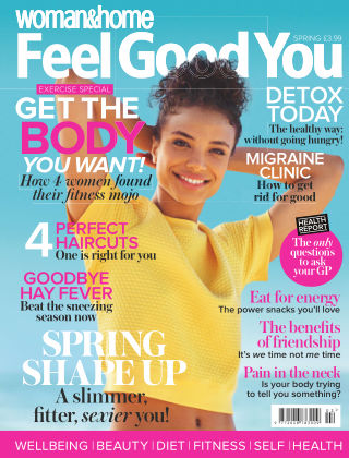 Woman & Home Feel Good You Magazine Spring 2018