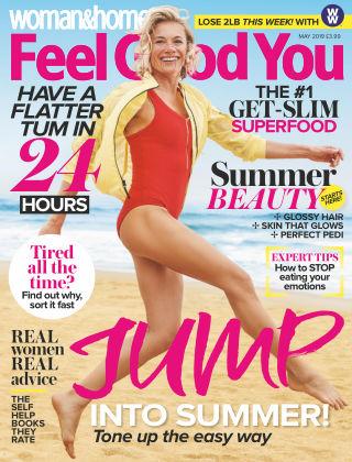 Woman & Home Feel Good You Magazine May 2019