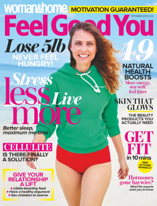 Woman & Home Feel Good You Magazine September 2019