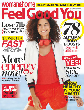 Woman & Home Feel Good You Magazine November 2019
