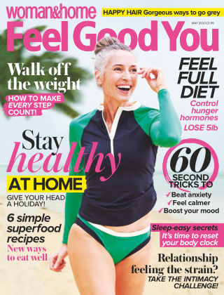 Woman & Home Feel Good You Magazine May 2020