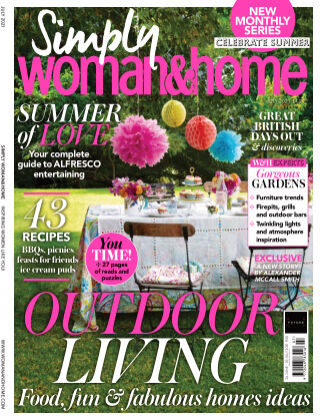 Simply woman&home July-21
