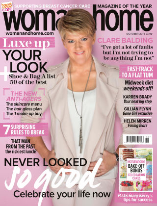 Woman & Home October 2014