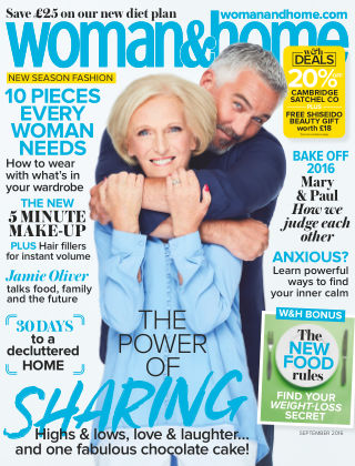 Woman & Home September 2016