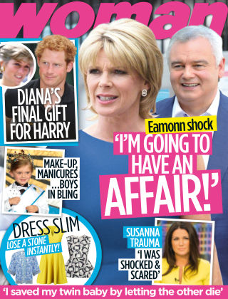 Woman 25th August 2014