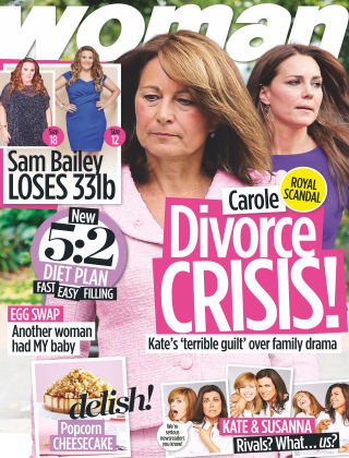 Woman 24th August 2015