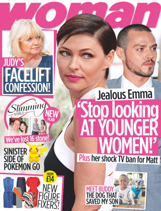 Woman 1st August 2016