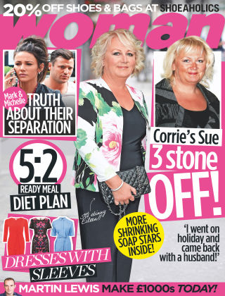 Woman 29th August 2016