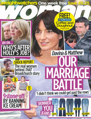 Woman 6th March 2017