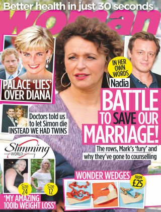 Woman 14th August 2017
