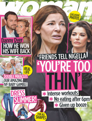 Woman 2nd October 2017