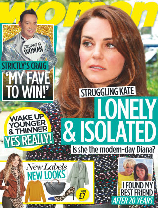 Woman 9th October 2017