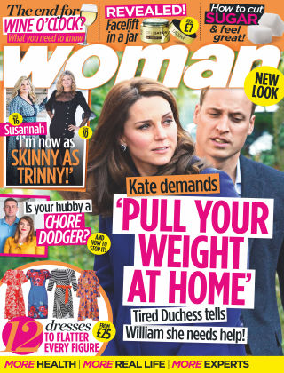 Woman 20th March 2018
