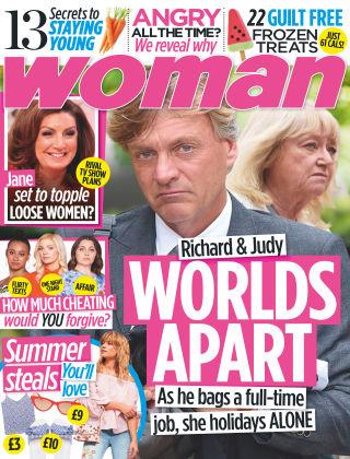 Woman 23rd July 2018