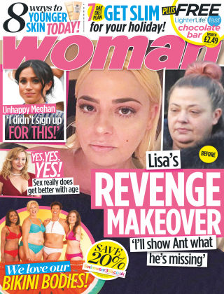 Woman 6th August 2018