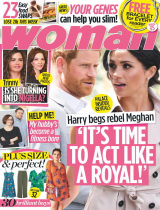 Woman 20th August 2018