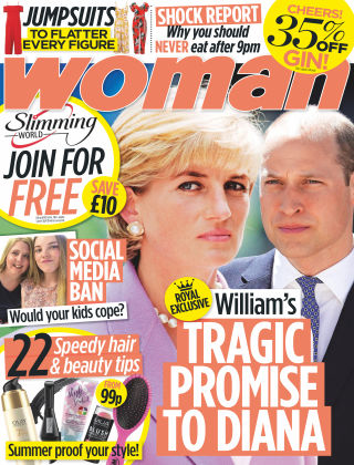 Woman 28th August 2018
