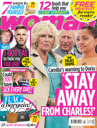 Woman 22nd October 2018