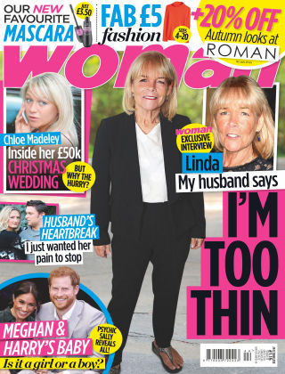 Woman 29th October 2018