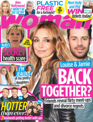 Woman 11th March 2019