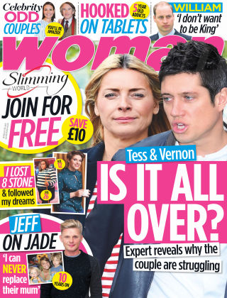Woman 25th March 2019