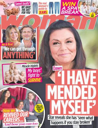 Woman 25th May 2020