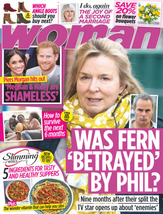 Woman 10th October 2020