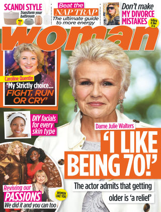 Woman 17th October 2020