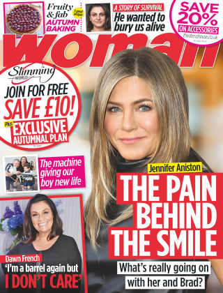 Woman 24th October 2020