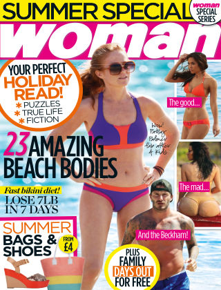Woman Special Series August 2014