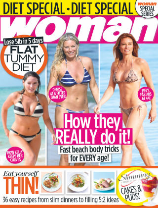Woman Special Series Summer Diet