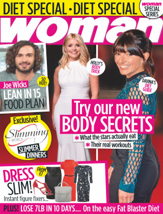 Woman Special Series Diet 2 2016