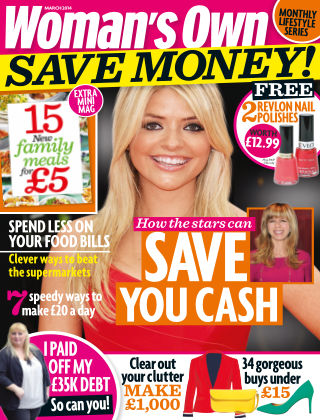 Woman's Own Lifestyle Special Money Saver