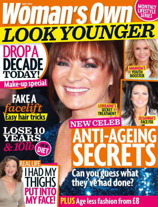 Woman's Own Lifestyle Special Look Younger (1)