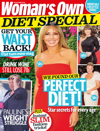 Woman's Own Lifestyle Special Diet 3