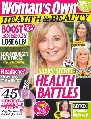 Woman's Own Lifestyle Special Health & Beauty 2015