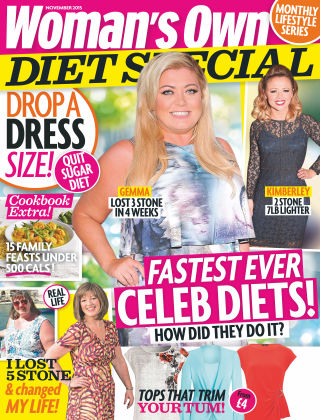Woman's Own Lifestyle Special Diet (3)
