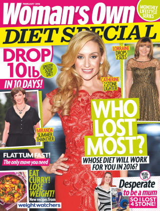 Woman's Own Lifestyle Special Diet Special 1 2016
