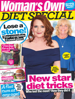 Woman's Own Lifestyle Special Diet 1 2018
